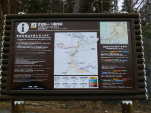 富士登山ルート